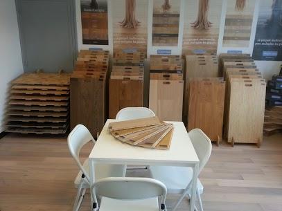 Nouveau dépôt et showroom à Chassieu (69).